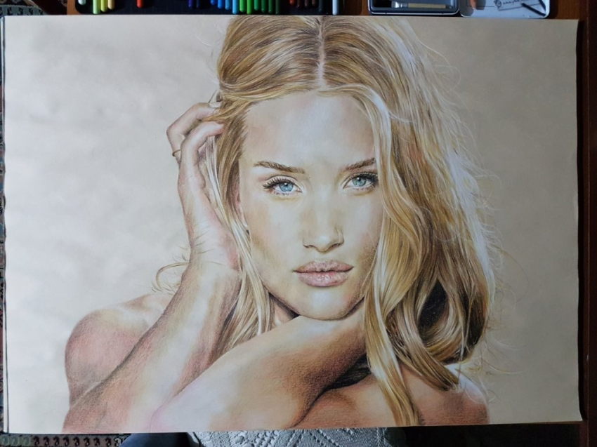 Rosie Huntington Whiteley por eyes94